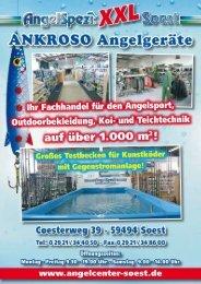 Schirme & Zelte - AngelSpezi in Soest