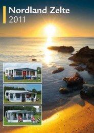 NORDLAND ZELTE – bewährte Klassiker - Ostsee Campingpartner