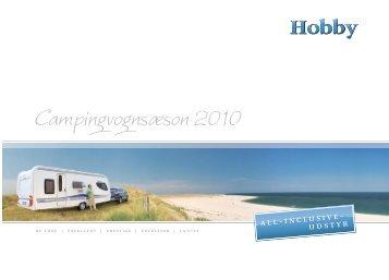 Hobby Brochure - Campingferie.dk