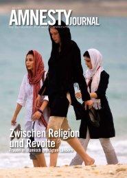 zita alram - Amnesty International Österreich