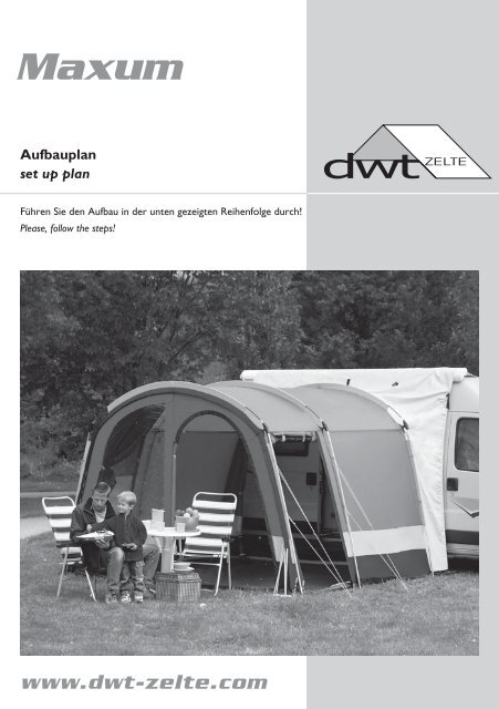 Maxum - dwt-Zelte