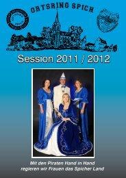 Session 2011 / 2012 - Spicher Karneval