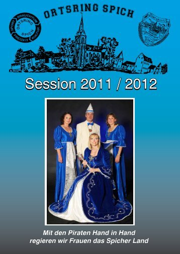 Session 2011 / 2012 - Spicher Karneval