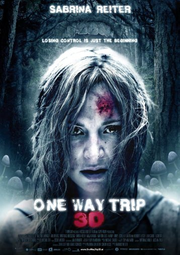 One Way Trip 3D - Presseheft - Austrianfilm