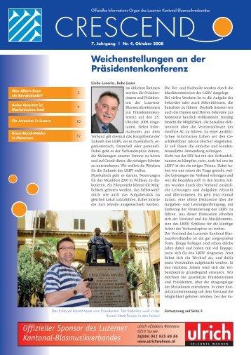 Luzerner Kantonal-Blasmusikverband - dbplus.ch
