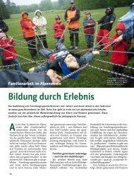 Expedkader im Interview: Caroline North - Deutscher Alpenverein