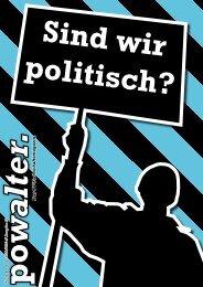 Sind wir politisch? - Universität Konstanz