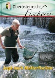 Liebe Fischerinnen und Fischer! - Oberösterreichischer ...