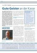 Hochverfügbarkeit im Wasen-Zelt - Levigo Holding GmbH - Seite 6