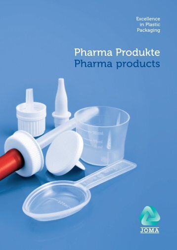 Pharma Produkte Pharma products - Joma
