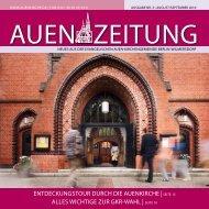 in die neue Runde - Auenkirche