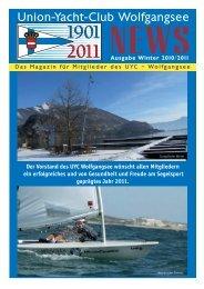 Optimist Rangliste Österreich - Union Yacht Club Wolfgangsee