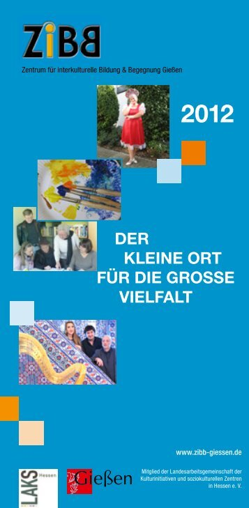 Download des ZiBB-Programms 2012