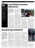 tirsdag 24. maj 2011 - trav & galop ny træner Og vOrdende ... - Dantoto - Page 2