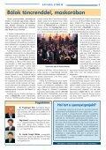 teleki blanka szakképzõ iskola és kollégium - Savaria Fórum - Page 5