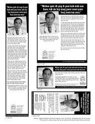 Ntshav qab zib yog ib yam kab mob - National Diabetes Education ...