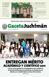 Agosto del 2011 - Año 8 Numero 117 - Publicaciones - Universidad ...