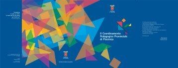 Il Coordinamento Pedagogico Provinciale di Piacenza - Provincia di ...