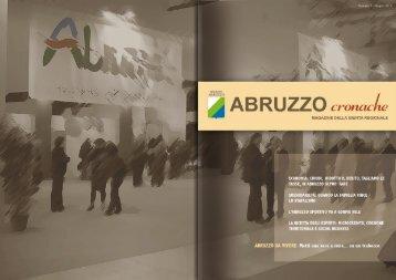 """Abruzzo """"stella polare"""" per il rilancio del ... - Regione Abruzzo"""
