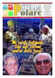 Anno15 numero 6 (Maggio 2007) - Nostra Signora di Lourdes