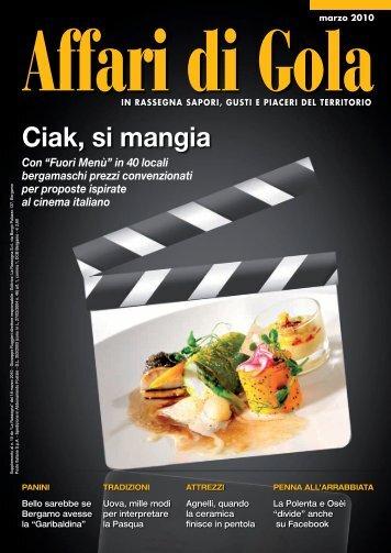 """Con """"Fuori Menù"""" - Affari di Gola"""