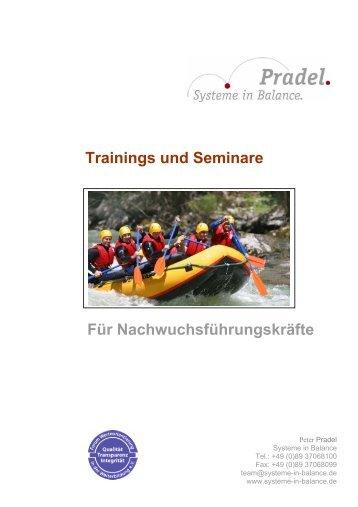 Trainings und Seminare Für Nachwuchsführungskräfte - Systeme in ...