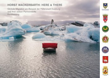 HORST WACKERBARTH: HERE & THERE - NOAH!