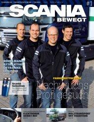 Hövelmann: attraktive Getränke- loGistik - Scania
