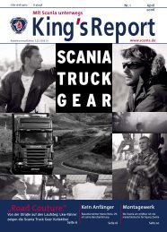 """Road Couture"" - Scania"