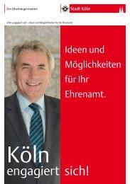 Seit über 135 Jahren Ihr Energieversorger aus der ... - Stadt Köln
