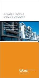 2010/2011 - Bundesverband Baustoffe - Steine und Erden