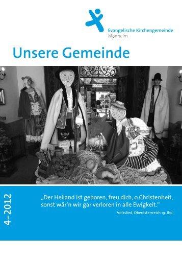 Ausgabe 4/2012 - ekmonheim