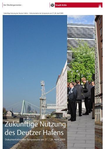 Dokumentation des Symposiums - Stadt Köln