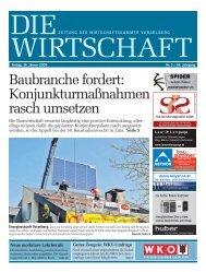 DIWI 3-1-09.qxd - Wirtschaftskammer Vorarlberg