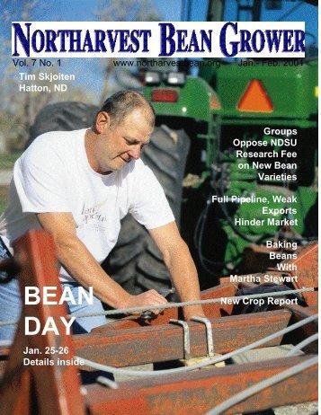 BEAN DAY - Northarvest Bean Growers Association