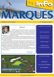 Editorial - Grupo Marques