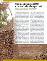 Mineração de agregados: a sustentabilidade é possível - CREA-RS