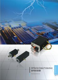 SPDS for Data Protection - Surge Protection Device