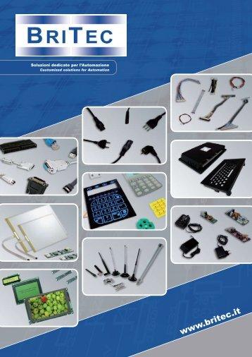 Catalogo prodotti - qualità, flessibilità e competenza