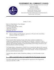 Government Hill Community Council comments - Knik Bridge Facts