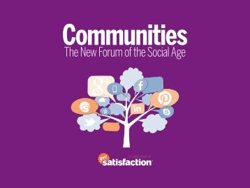 Communities - Get Satisfaction