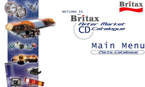 Replacement rotator for Britax Aerolite lightbars flashing amber warning beacons