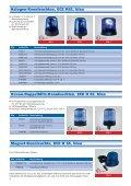 Xenon-Blitzleuchten, blau - ALTRAK - Seite 2