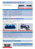Xenon-Blitzleuchten, blau - ALTRAK - Seite 7