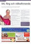 Vitt är trendigt, även när det gäller julblommor - Vansbro kommun - Page 3