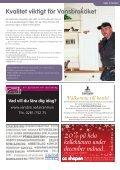 Vitt är trendigt, även när det gäller julblommor - Vansbro kommun - Page 6