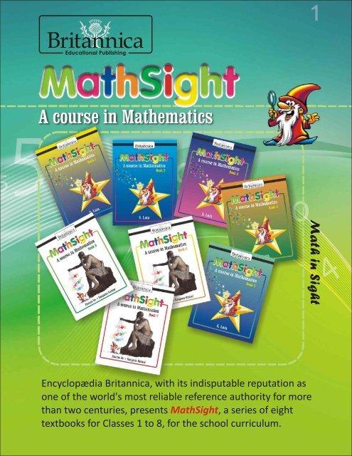 MathSight - Britannica India