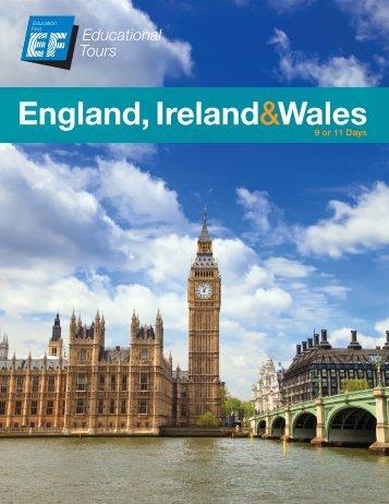 England, Ireland&Wales - EF Tours
