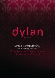 MEDIA INFORMATION - IMAGE Magazine