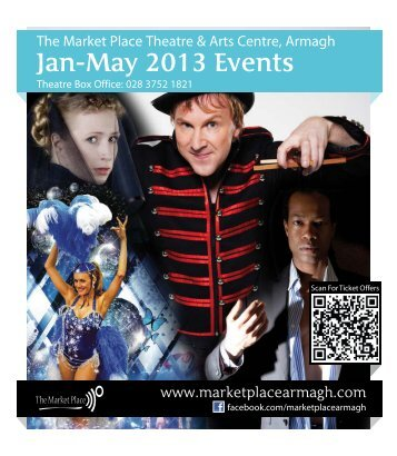 Jan-May 2013 Brochure - Market Place Theatre